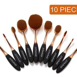 10 Pcs Makeup Brushes Sets