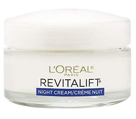 L'Oreal Paris Skin Care Revitalift Radiant Smoothing Wet Facial Cream Cleanser