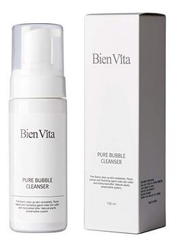 Bien Vita Pure Bubble Foam Cleanser & Makeup Remover