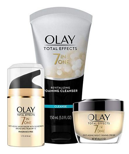 Olay Total Effects Day to Night Anti-Aging Skincare Kit