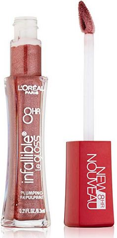 L'Oreal Paris Infallible 8HR Plumping Lips Gloss