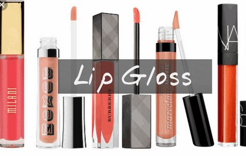 best lip gloss in 2019