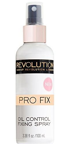 Revolution Pro Fix Oil Control Fixing Spray