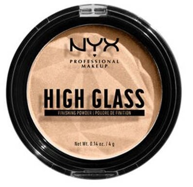 NYX Professional Makeup High High Glass Finishing Powder