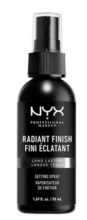 NYX Professional Makeup High Glass Radiant Finish Setting Spray